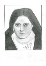 Portrait original de Thérèse de Lisieux