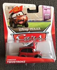 NIP Disney Pixar Cars 2014 Timothy Twostroke RSN collection #1 of 8 VHTF