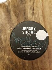 Jersey Shore Spa Soothing Gel Masque 2 oz New