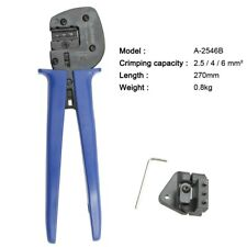 Crimping Plier Multi Tool Solar Photoroltaic Connector Crimping Home Hand Tools