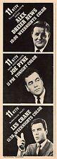 1967 KTTV LOS ANGELES TV AD~ALEX DREIER NEWS~JOE PYNE SHOW~LES CRANE SHOW~CH~11