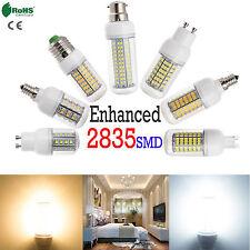 3 W - 32 W Ahorro De Energía E14 E27 B22 G9 GU10 lámparas de iluminación LED maíz Bombillas 2835SMD