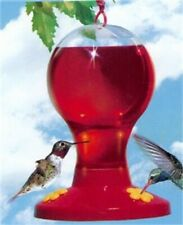 Clear Hum Bird Feeder,Size 1Ct,Pack of 6, Clear Humming Bird Feeder,by Perky-Pet