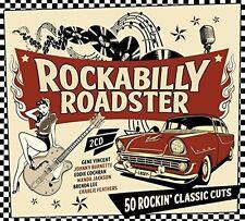 Various Artists - Rockabilly Roadster / Various [New CD] UK - Import