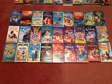 Disney Videos / VHS - Some rare Titles, Job Lot, 27 in total