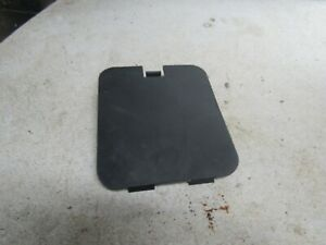 06 INFINITI G35X fuse panel cover