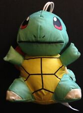 Squirtle Pokemon Sponge Buddie Plush Toy RARE 1999 Playfully With Tag