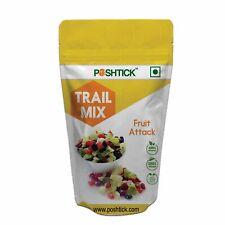 Poshtick Trail Mix Fruit Attack (5 packs of 40g) Free Shipping