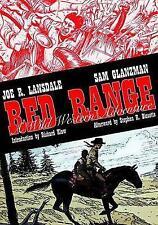 Red Range A Wild Western Adventure by Joe R. Lansdale (Hardback, 2017)