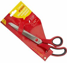 "Am-Tech Professional Wallpaper Scissors Decorating Sharp Cut Steel 10""  R0125"