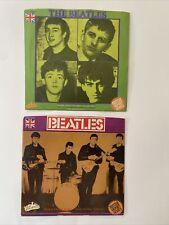 Beatle 45 Vinyl Records. British Import Series. Collectibles
