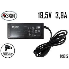 ALIMENTATORE NOTEBOOK NETBOOK COMPATIBILE SONY VAIO 19,5V 3,9A 6,5X4,4mm , St@rt
