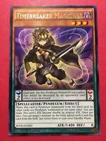 Yu-gi-oh! Timebreaker Magician - BOSH-EN002 - Rare - 1st Edition - Mint/NM X1