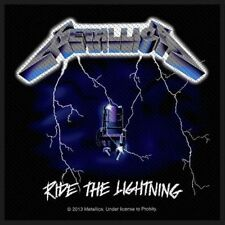 """METALLICA """" RIDE THE LIGHTNING """" PATCH / Patch 602389#"""