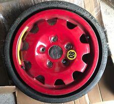 Porsche 911 G 964 928 944 Reserverad Rad Notrad Reifen Faltrad 5,5Jx15 ET30 15