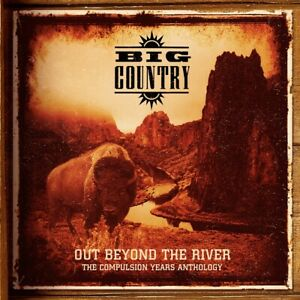 BIG COUNTRY - Out Beyond The River - The Compulsion Years (5-CD+DVD Boxset)