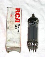 1 RCA 6GB5 EL500 Electronic Vacuum Tube in Box. NOS, Great Britain