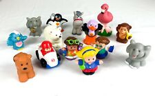 Fisher Price Little People Animals & Mixed Lot Of 14