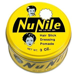 NEW- ORIGINAL -MURRAYS NU-NILE SLICK  HAIR POMADE 85g