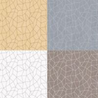 Galerie Special FX Geometric Glitter Textured  10m Wallpaper  4 Colours