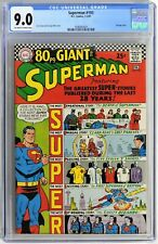 S995. SUPERMAN #193 by DC Comics CGC 9.0 VF/NM (1967) 80 PAGE GIANT, SILVER AGE