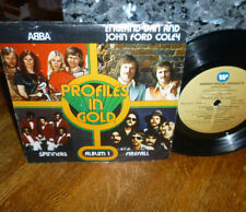 *<* ABBA/SPINNERS/FIREFALL+1 '78 COCA-COLA CLEAN M- GEM 8-SONG EP/PICTURE SLEEVE