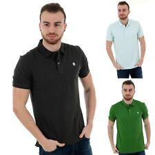 G-Star Hombre Polo camiseta con cuello corta 22066