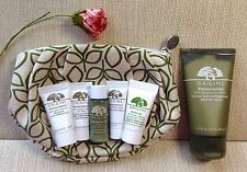 Origins PLANTSCRIPTION HAND CREAM 1.7 oz. + 5 Deluxe SAMPLES & Cotton BAG!!