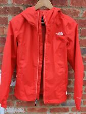 The North Face HyVent Women's Hooded Jacket - Orange - Small