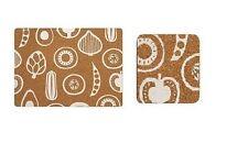 Cork Rectangular Unbranded Coasters
