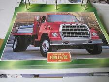 Super Trucks Mehrzweck LKWs USA Ford LN 700, 1980