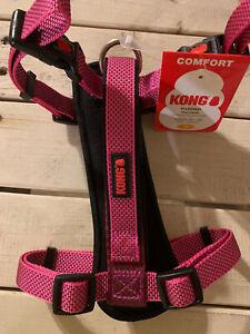 KONG Comfort Dog Harness PINK Size Medium NEW!