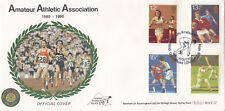 (09195) GB Benham FDC BOCS23 Sport Amateur Athletics Crystal Palace 10 Oct 1980