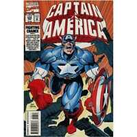 Captain America (1968 series) #426 in Very Fine condition. Marvel comics [*nz]