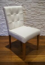 Echtleder Stuhl 100% Echt Leder Stühle Esszimmer Lederstühle Rindsleder