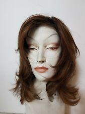 ELLEN WILLIE Stimulate mocca shoulder length wig lace front transgender trans