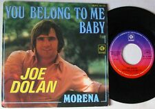 JOE DOLAN  (SP 45 Tours)  YOU BELONG TO ME BABY