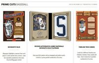 2016 PANINI PRIME CUTS BASEBALL LIVE RANDOM PLAYER 5 BOX CASE BREAK #3
