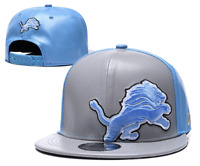 Detroit Lions NFL Football Embroidered Hat Snapback Adjustable Cap