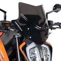 BARRACUDA CUPOLINO AEROSPORT FUME SCURO KTM DUKE 790 2018-2019-2020