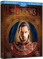 The Tudors (Complete Seasons 1-4) NEW Blu-Ray 11-Disc Set Jonathan Rhys Meyers
