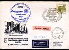 """ENVELOPPE """"NATIONS UNIES"""" Oblitération postale AVIATION & MOERS / WIEN Autriche"""