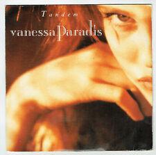 "Vanessa PARADIS Vinyle 45 tours 7"" TANDEM - OPHELIE - POLYDOR 877302-7 RARE"