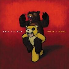 Fall Out Boy Pop 33 RPM Speed Vinyl Records