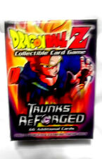 Dragonball Z CCG Trunks ReForged Preconstructed Extreme Theme Deck