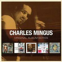 Original Album Series - 5 DISC SET - Charles Mingus (2011, CD NUEVO)