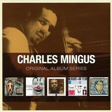 Original Album Series - 5 DISC SET - Charles Mingus (2011, CD NUEVO)