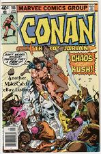 Conan The Barbarian #106 (Jan 1980) Vg+ Condition Comic Book