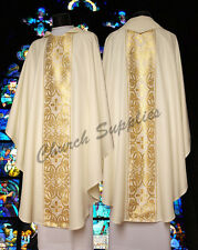 Chasuble Vestment Kasel Messgewand Casula 005-K
