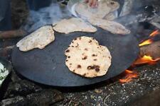 """Medium 19"""" Arabic Druzian SAJ Tava Tawa Tabun Markook Flat Bread Pita Naan"""